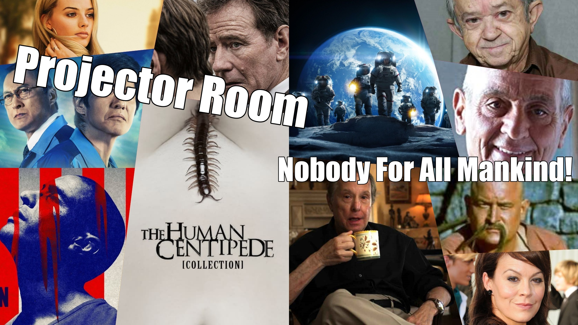 """Podcast: Projector Room #86 """"Nobody For All Mankind!"""" 22/04/2021"""