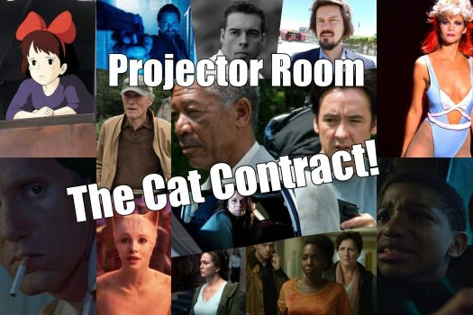 """Podcast: Projector Room #93 """"The Cat Contract! 12/08/2021"""