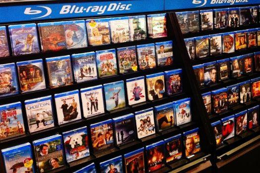 Matt Damon on DVD sales