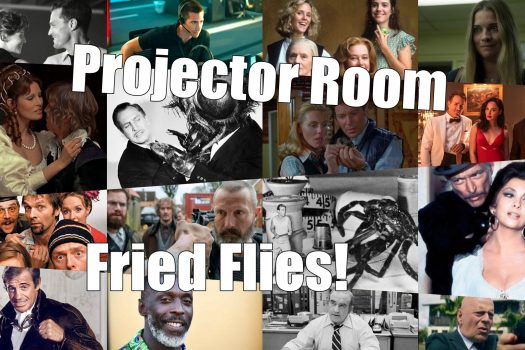 """Podcast: Projector Room #95 """"Fried Flies!"""" 10/09/2021"""