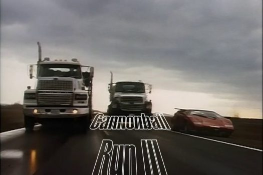Speed Zone! aka Cannonball Fever aka Cannonball Run III