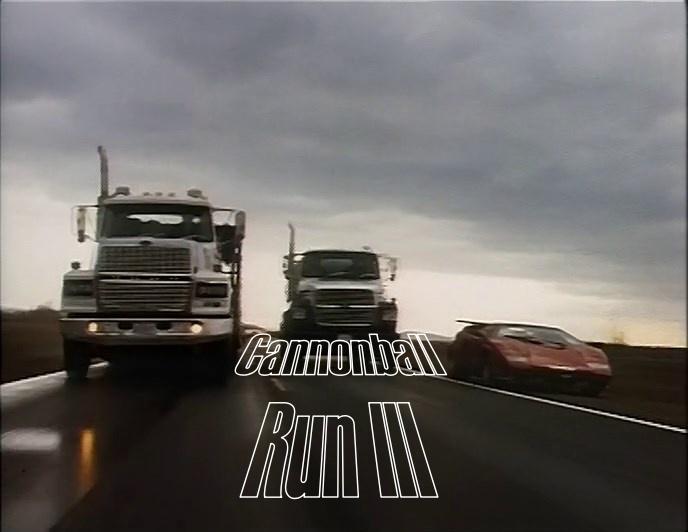 Cannonball Run III